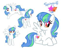 My Little Pony :: Spindrift by briteddy