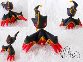 Mega Banette by VictorCustomizer