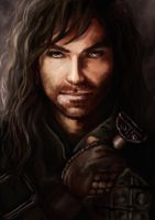 Kili - Hobbit by DesireeNavarro