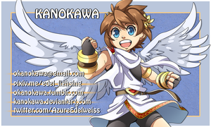 DA ID 2013 - Kid Icarus by Kanokawa