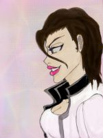 GB: Aizen Looks Like A Lady by RomaniaBlack
