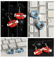 Team Fortress 2 Intelligence Charms by Railey98