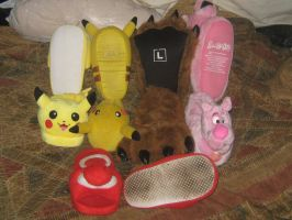 New Slippers Update by Marquis2007