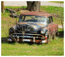 Rusty Chevy by TheMan268