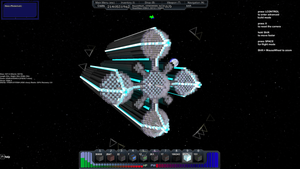 My first Good ship in Starmade :) by Goose900