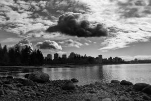Vancouver the city of my dreams by ShariEspinosa
