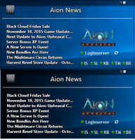 Aion Feed and Server status NA 1.0 by Haantv
