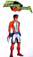Ray the ultimate fighter by 09tuf