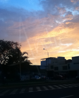 Sunset *-* by AndiiGrr