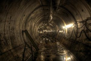 Sewer construction 6 by Ssaash