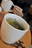 Chinese Green Tea by Patachou7