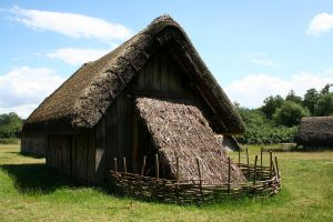 West Stow Anglo Saxon Village 3 by OghamMoon