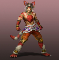 Cat Gan Ning by mollymous