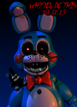 Nightmare Toy Bonnie| ThrPupppet by PuppetProductions