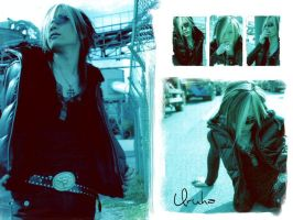 Uruha - the GazettE 02 by Sam-Chan-ALPHA