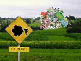 Watch Out For Katamari by TK2K