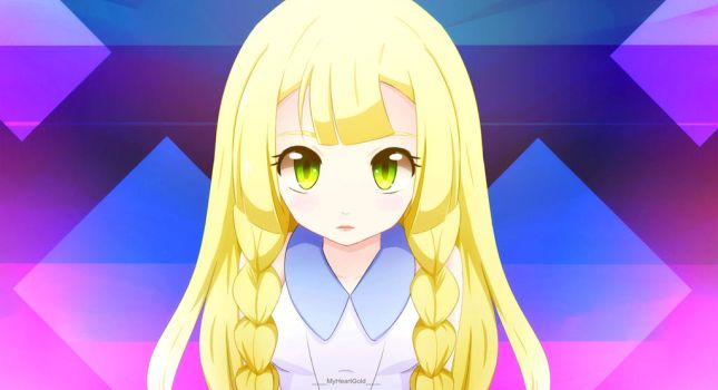 Lillie resonates by MyHeartGold