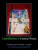 Win These!!!  Prizes for my Summer Contest 2012! by Linksliltri4ce