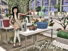 Frost Flowers by TheSims3Pets