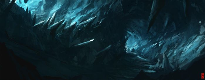 Cave by TitusLunter