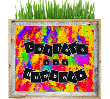 -Letters and Numbers|png by laura-mz