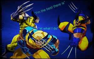 MVC2 Enter Wolverine by edwards1206
