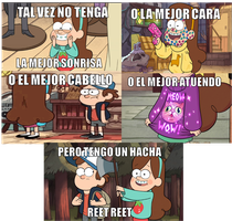 Mabel Pines es una loquilla XD by Kat-Crazy
