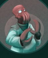 Dr. Zoidberg by youlootamax