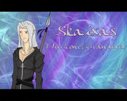 Skaixas The Lonely Wanderer by Kyley