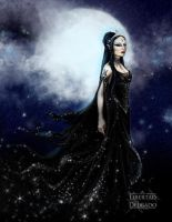 Queen of the Night - Titania by LiberLibelula