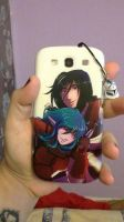 Kaira phone case by rayn44