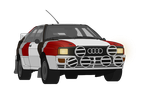 Audi Ur Quattro Group 4 Rally Car by Caboose6789