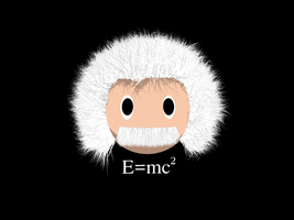 Einstein by linksan