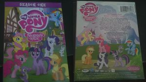 My Little Pony: Season One on DVD by DestinyDecade