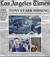 The Los Angeles Times, December 21, 2012 by nottonyharrison