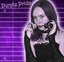 Purple Pride by HrWPhotography