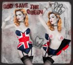 God Save The Queen XXX by Aiko273