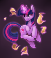 Twilight Sparkle by Chico-2013