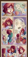 Webcomic - TPB - Chapter 1 - Page 1 by Dedasaur