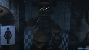 [SFM FNAF] Freddy Fazbear by SkyProductions12