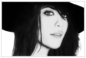 Liv Tyler by human-chassis