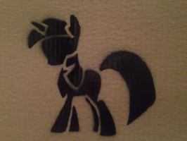 Twilight Stencil by SCARFI5H