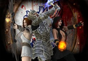 Dragon Age - Join Us by 7Sins7
