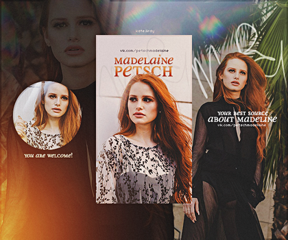 Madelaine Petsch by kate-lirdy