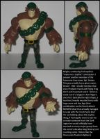 Custom Commission: Sgt. Simian by Wakeangel2001