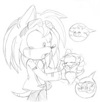 Rai's First Day with his Nephew by Yami-Sonic
