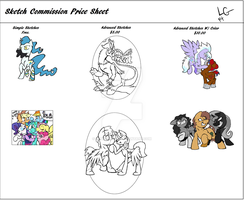 Commission Price sheet by ktheman1911