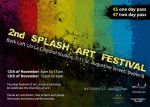2nd Splash Art Festival by Raijn-com