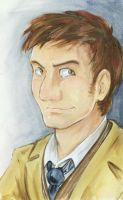 Tenth Doctor by xanykaos