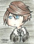 Squall Leonhart by Olider